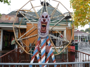 Six Flags Great America Fright Fest