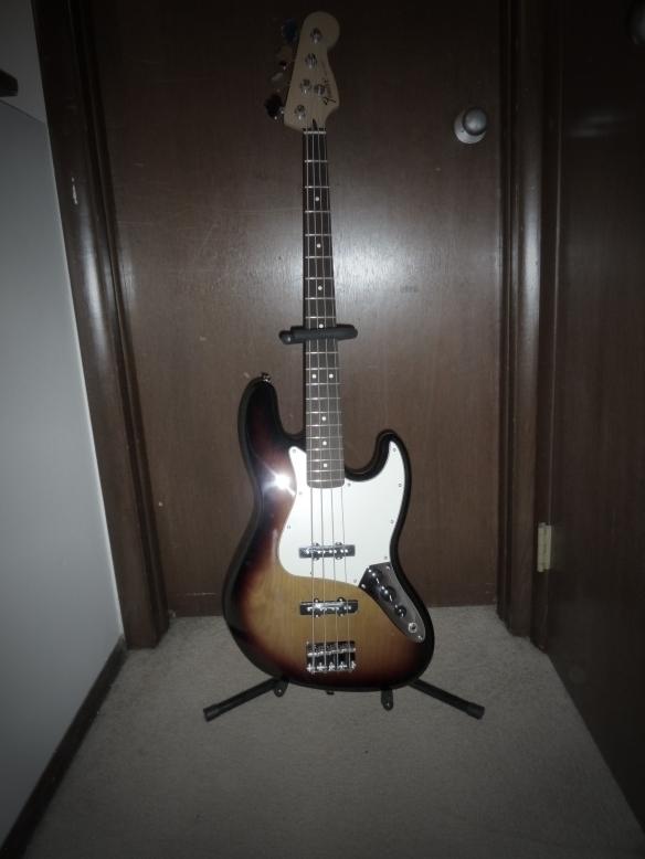 Allison Merten Mexican Fender Jazz Bass
