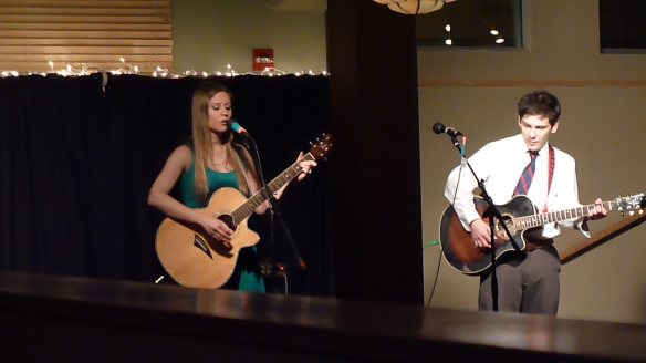 Allison Merten Jimmy Murn CD Release