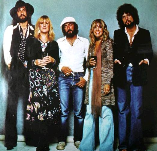 Fleetwood Mac Courtesy of Wikimedia Commons