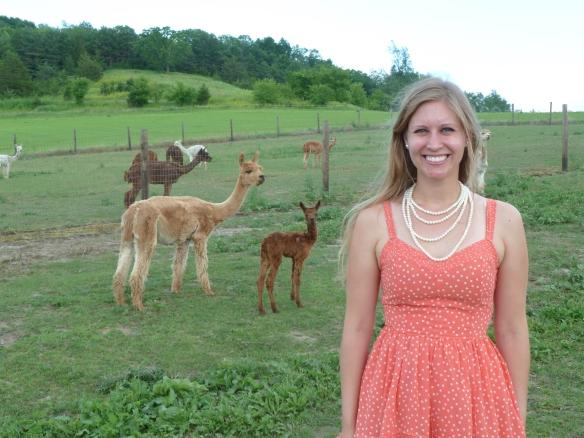 Allison Merten Alpacapalooza