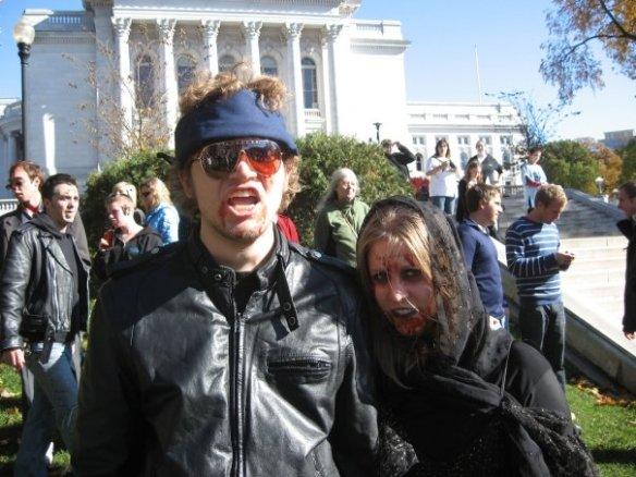 Allison Merten: Musician & Sometimes Zombie ;-)