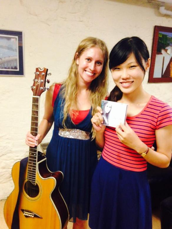 With Emily Lin