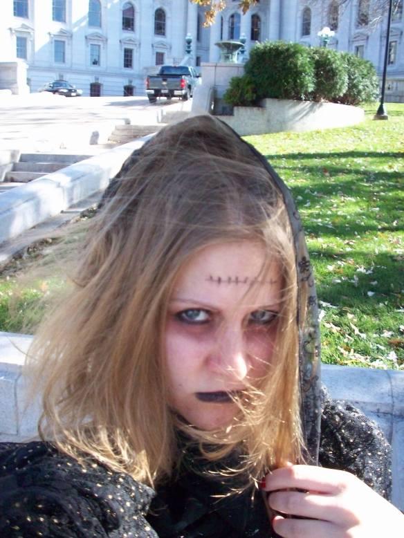 Allison Merten Zombie Lurch