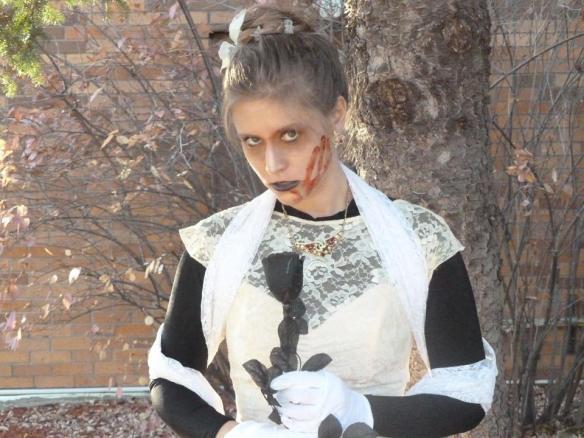Allison Merten Zombie Bride
