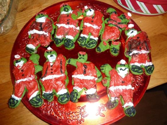 Zombie Santas