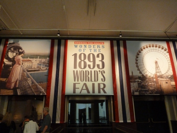 Field Museum Word's Fair Exhibition