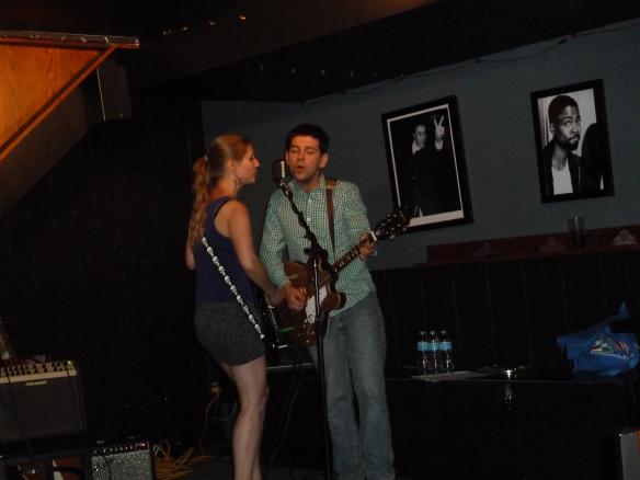 Allison Merten and Jimmy Murn  Glass Nickel Pizza Co