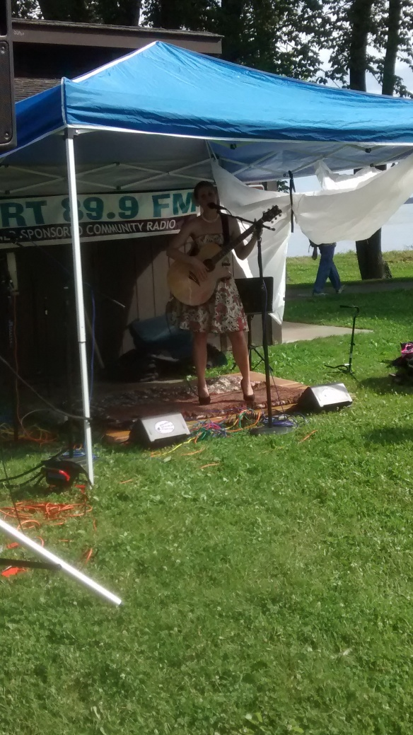 Olbrich Park- Make Music Madison