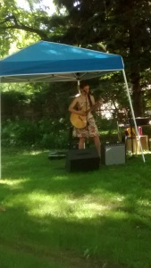 Reger Park- Make Music Madison
