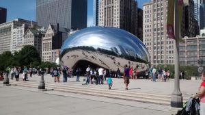 Cloud Gate-Millennium Park