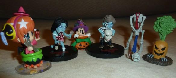 Halloween Gachapon
