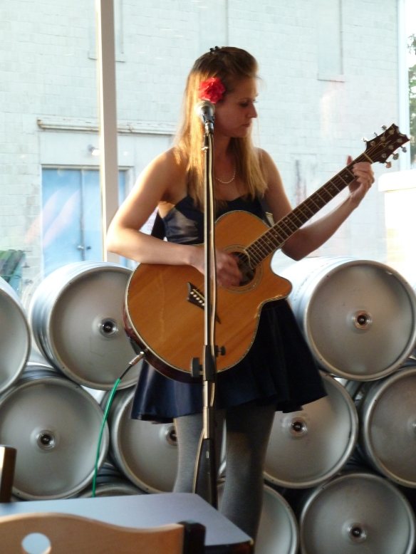 Allison Merten @ Hop Haus Brewing Co.