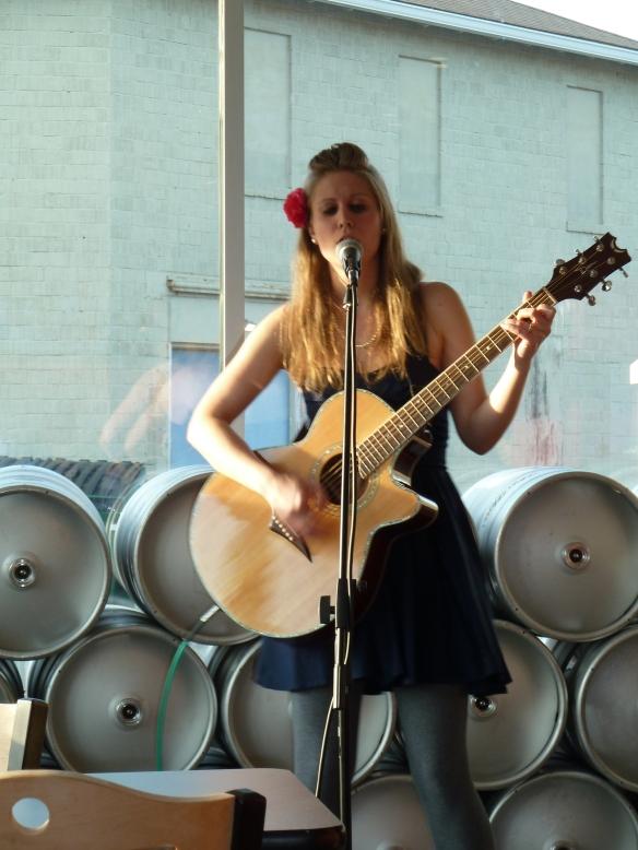 Allison Merten @ Hop Haus Brewing Co.