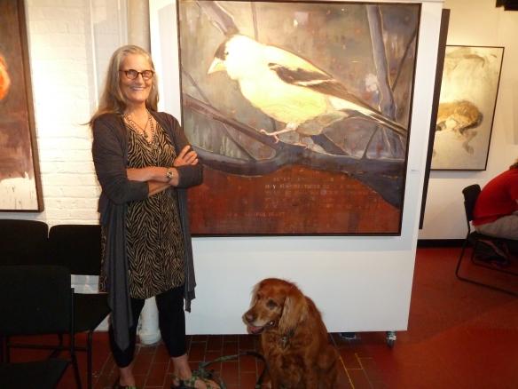 Barbara Walton at Bos Meadery