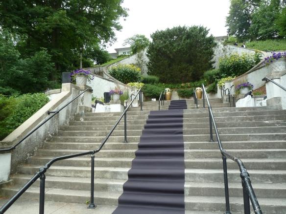 Grand Staircase Milwaukee Wisconsin