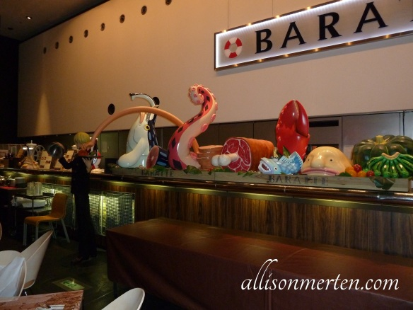 Baratie One Piece Restaurant Odaiba