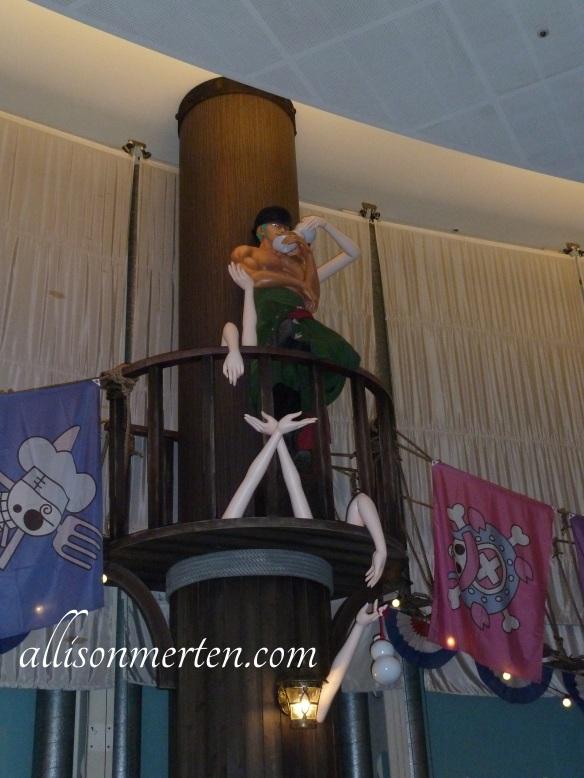 Baratie One Piece Restaurant Odaiba