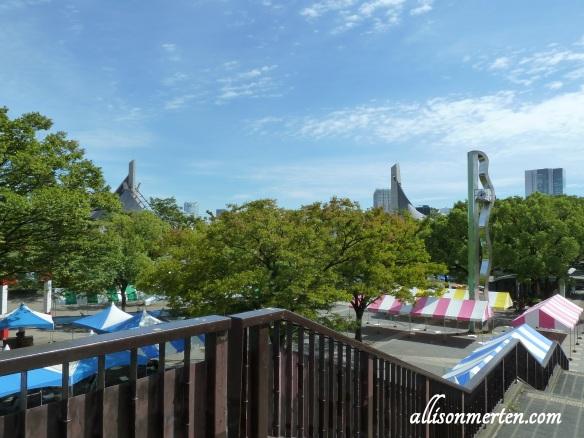 yoyogi-park-architecture